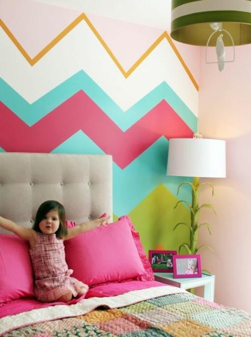 Kinderzimmer gestalten - Nursery emphasize - 20 colorful decorating ideas