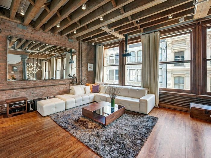 What Is The Modern Interior Of A City Apartment In New York Interior Design Ideas Avso Org