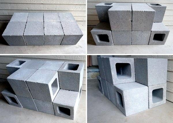 DIY Deko - Articles of concrete stone for the front area