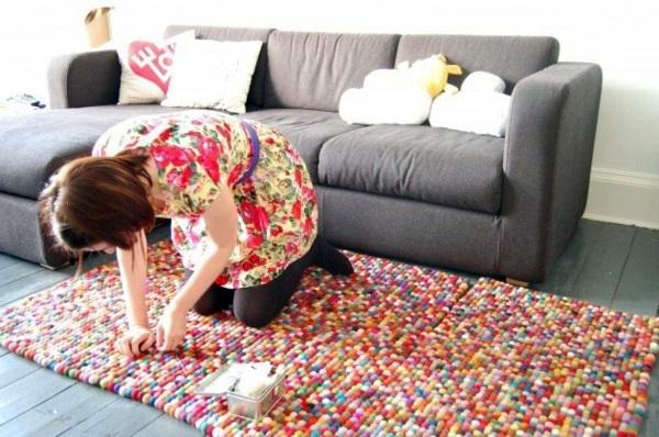 Diy Rugs And Doormats Colored