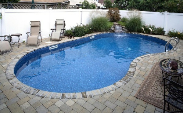 Pool In The Garden 20 Kidney Shaped Swimming Pool Interior Design Ideas Avso Org