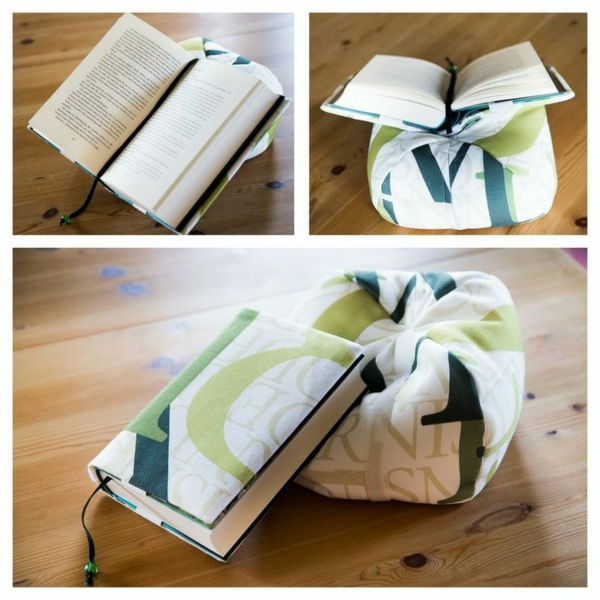 Leselotte Patterns - How to Sew a reading pillow itself