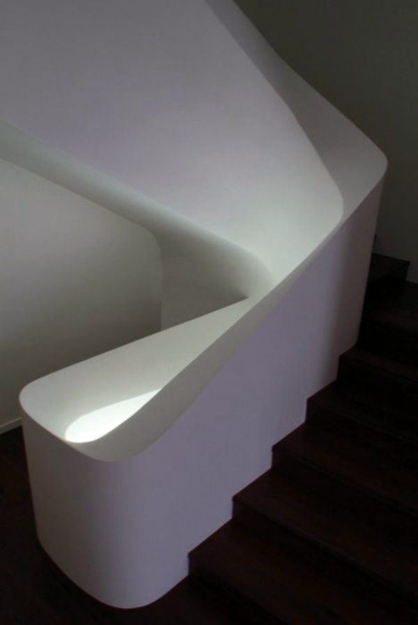 Wohnideen - A modern staircase can completely transform your home