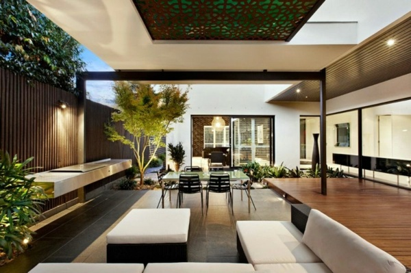 Modern House Situated In The Heart Of Melbourne Australia Interior Design Ideas Avso Org