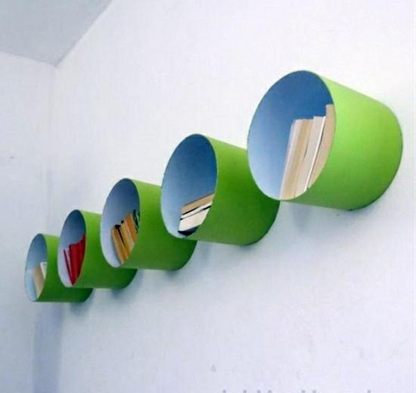 DIY - Do it yourself - Wall shelf build yourself - challenge your skills!