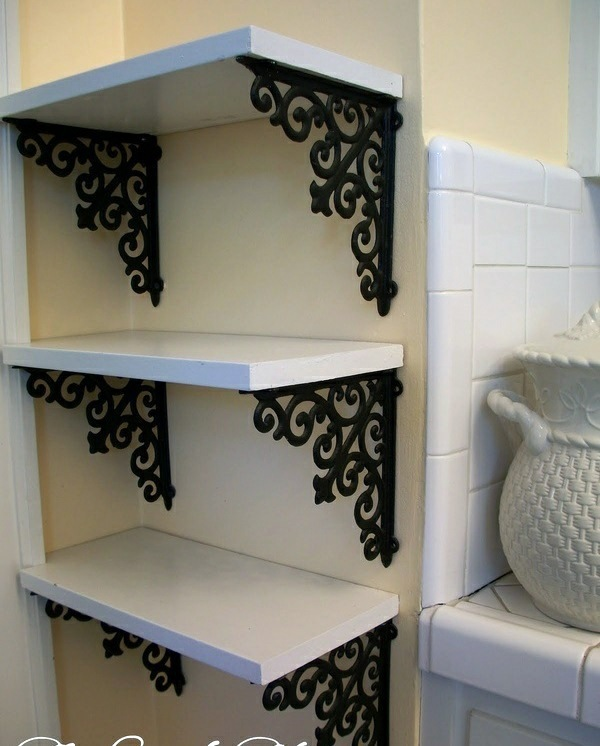 Wall shelf build yourself - challenge your skills!