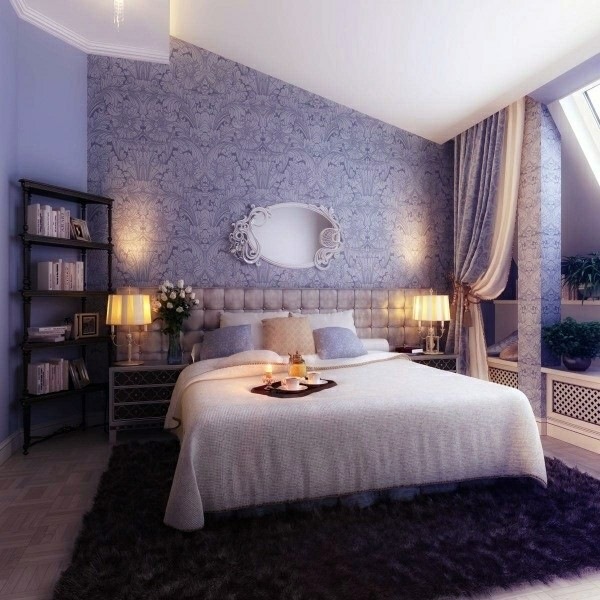 Bedroom wall design – creative decorating ideas   Interior ...
