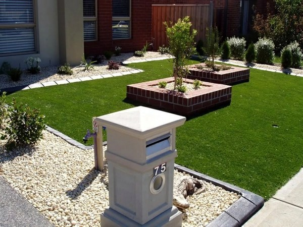 Front garden design ideas - creative design ideas for your Exterior