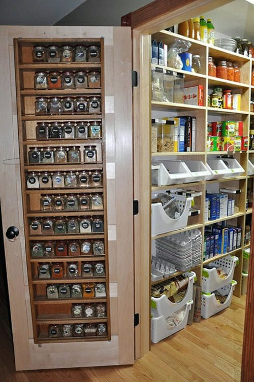 Küchen - The pantry order - fast and easy organization system