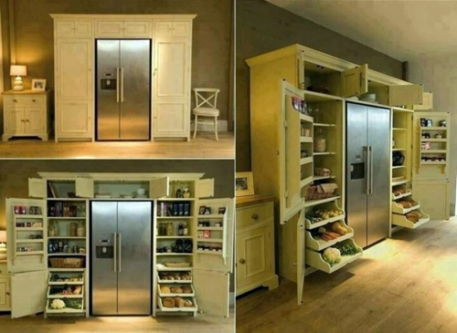 The pantry order - fast and easy organization system
