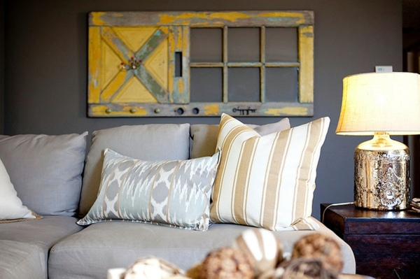 Cool Decoration Ideas for you - creative and affordable home design ideas from the flea market