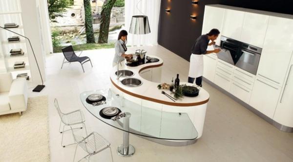Küche - 20 modern kitchen island designs