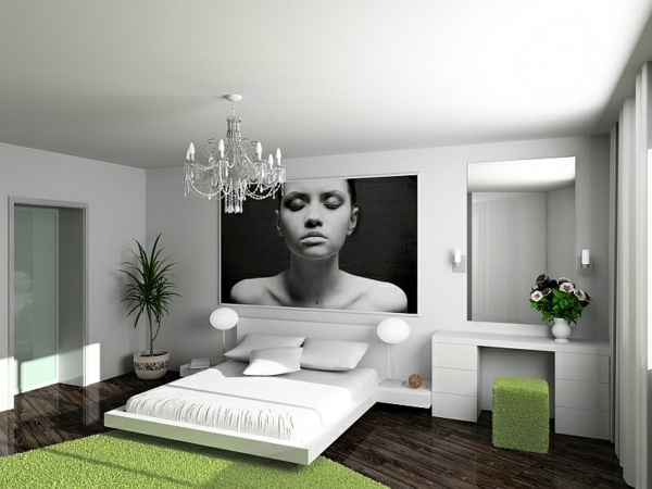 Bold Bedroom Color Ideas With Black And White Accents Interior Design Ideas Avso Org