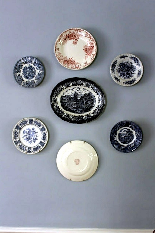 Decorative wall plate – great wall decoration in the kitchen ...