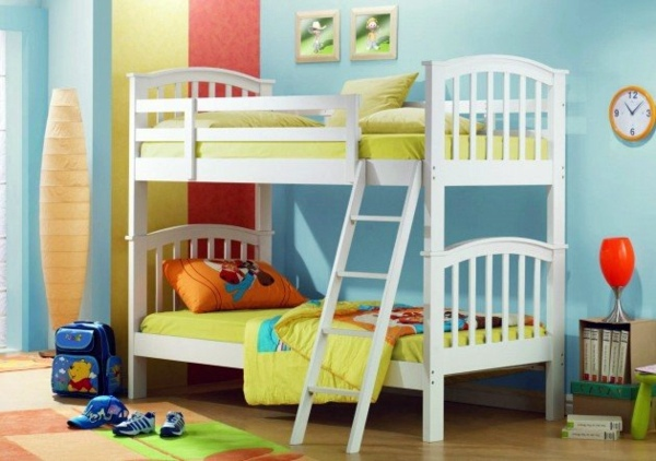 Loft Bed In The Nursery 100 Cool Bunk