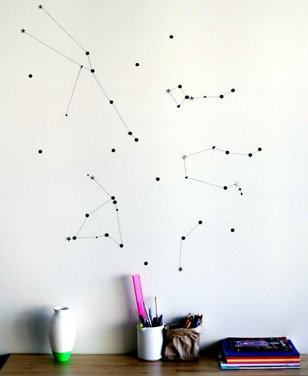 DIY Deko - Wanddeko do it yourself - DIY decorating ideas for crafters
