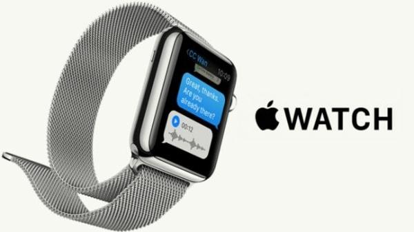 Apple wristwatch makes life easier
