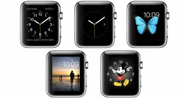 Gadgets - Apple wristwatch makes life easier