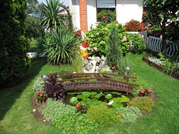 Garten Pflanzen 50 Modern Garden Design Ideas