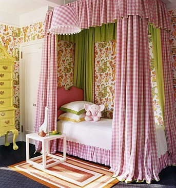 Cool toddlers room ideas for girls