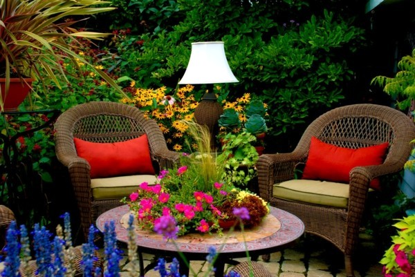 20 Stylish Ideas For Outdoor Seating Area A Comfortable