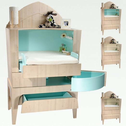 Nursery / baby room design – eco-friendly Baby Furniture from