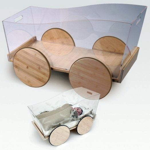 Nursery Baby Room Design Eco Friendly Furniture