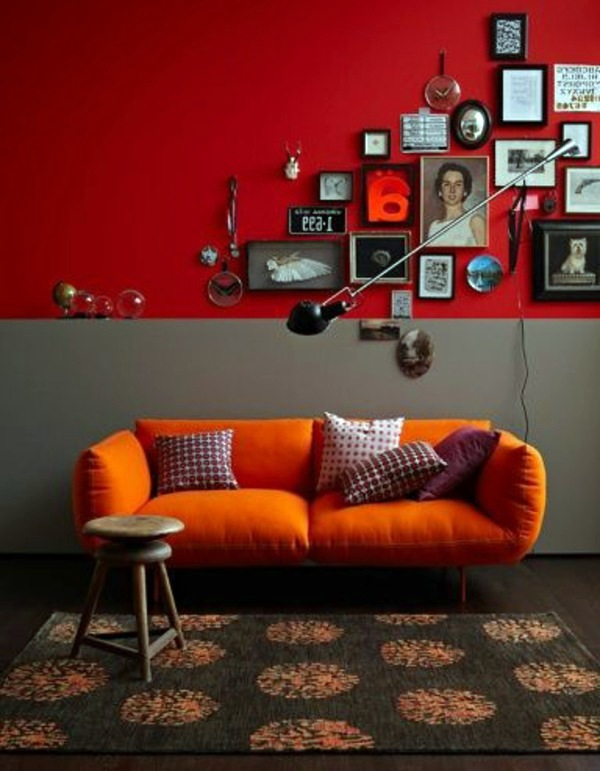 30 Interior Design Ideas For Wall Paint In Shades Of Gray Trendy Color Design Interior