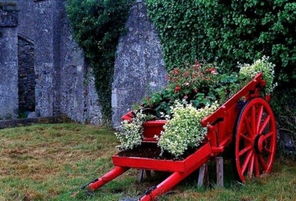 20 tips for garden accessories and garden decorations that will liven up your landscape