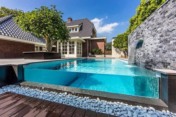 Spa Facilities And Swimming Pool In The Garden Interior Design Ideas Avso Org