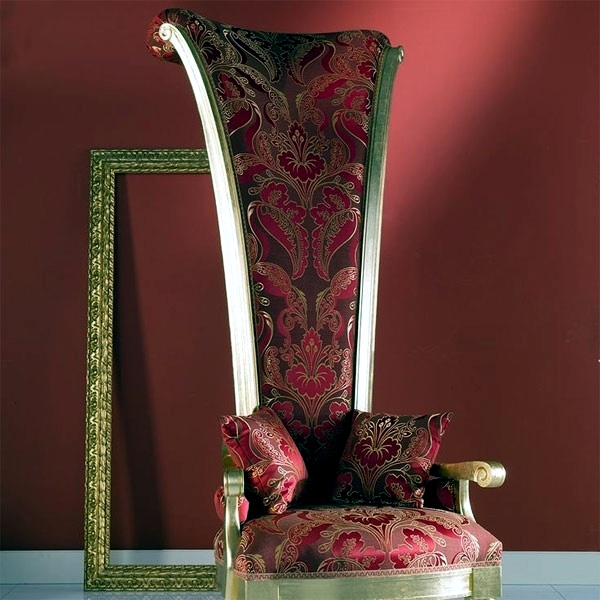 20 fashionable and stylish designer chairs - Throne Chairs