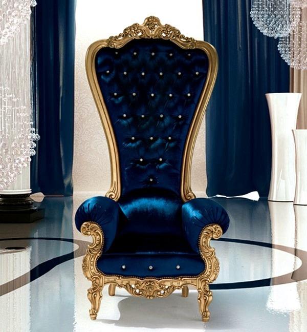 Designer Möbel - 20 fashionable and stylish designer chairs - Throne Chairs