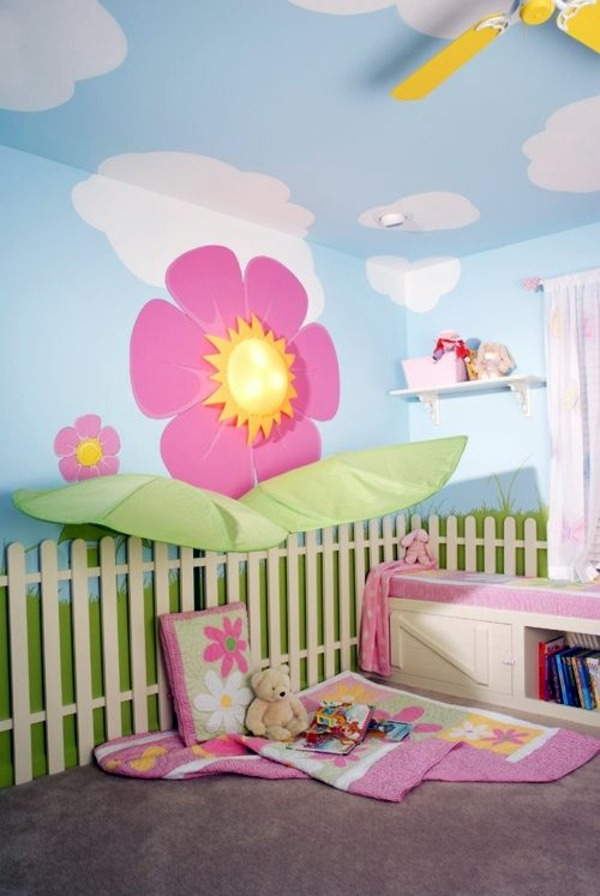 Wall Painting Kids Great Interior Ideas Interior Design Ideas