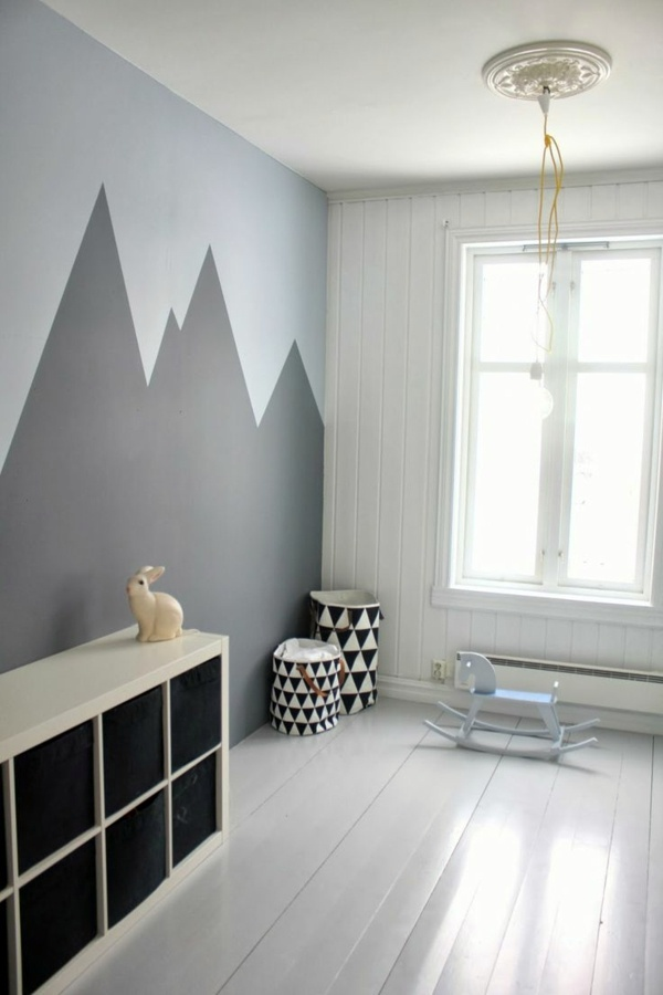 Wall Painting Kids Great Interior Ideas Interior