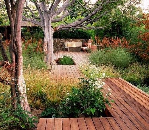 Drvo za terase
