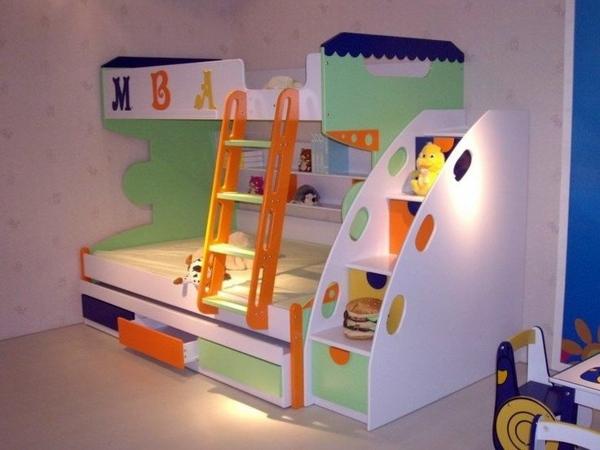 125 great ideas for children's room design