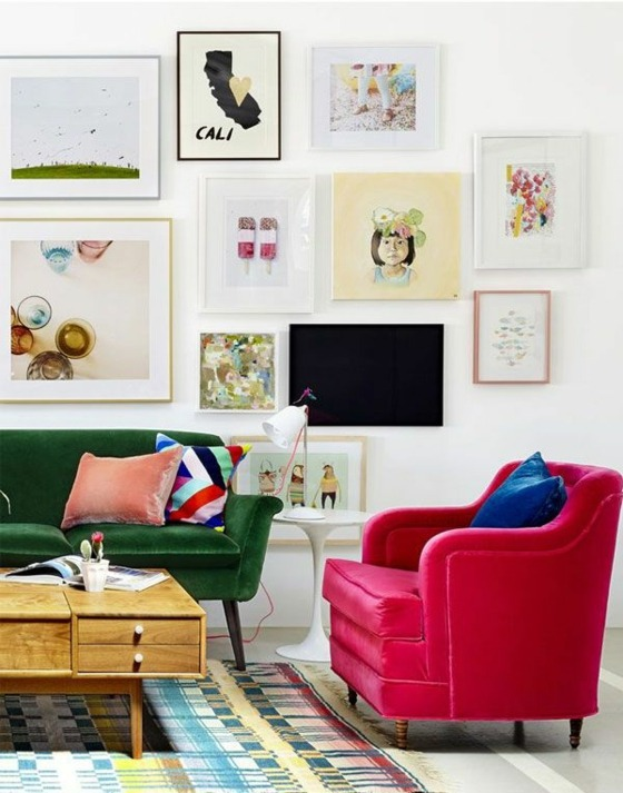 Einrichtungsideen - Interior design ideas for a cozy and modern home