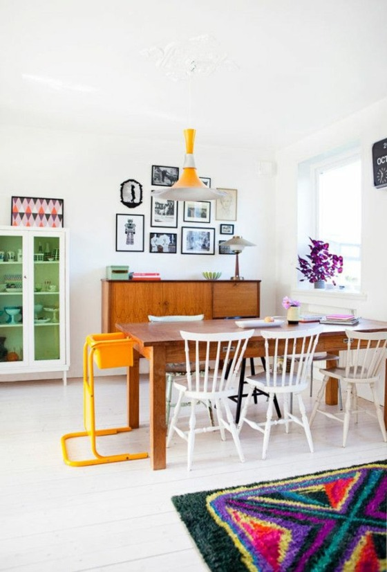Wandfarbe - Interior design ideas for a cozy and modern home