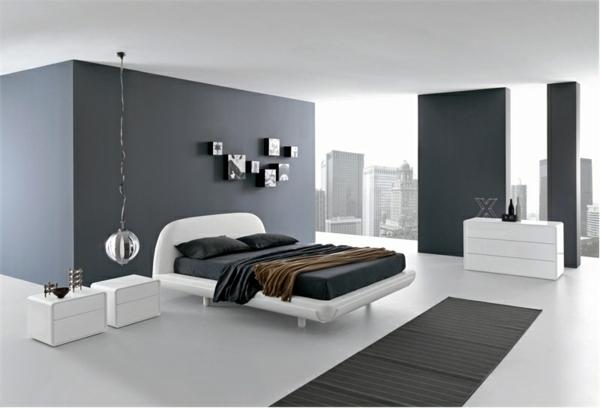 Schlafzimmer Ideen - The bedroom set minimalist - 50 Bedroom Ideas