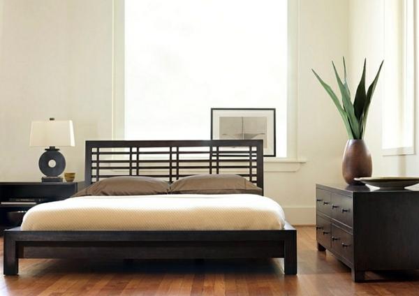 The bedroom set minimalist - 50 Bedroom Ideas