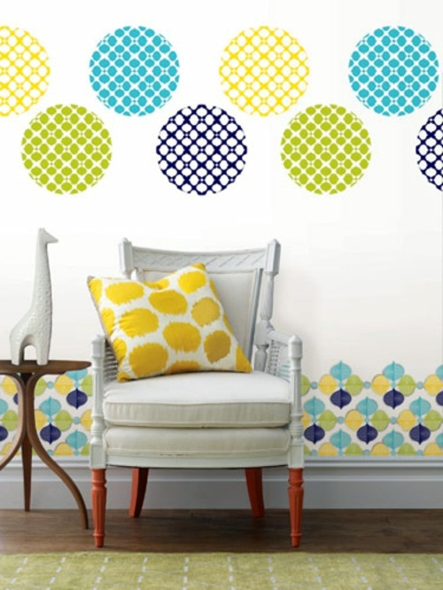 Wanddekoration - Beautify your home with decorative wall stickers
