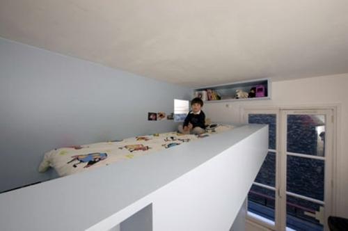 Minimalist Kids Room Design By H2o Architects Interior