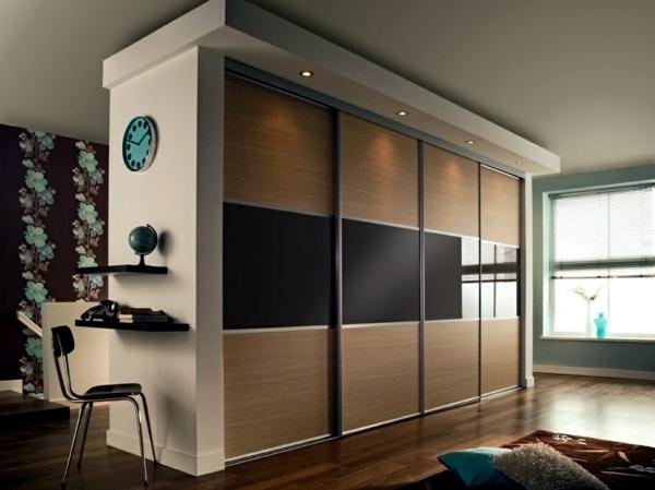 Schlafzimmer - Wardrobe with sliding doors