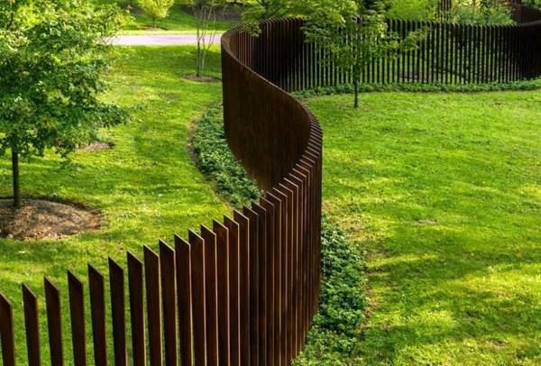 Garden Fence Design 20 Inspiring