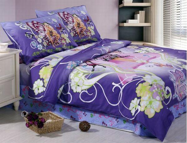 20 Whimsical Toddler Bedrooms For Little Girls: 20 Whimsical Ideas For Kids Bed Linen Trends In Girls