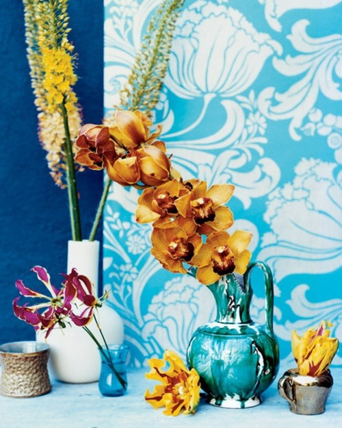 Dekoration - 14 Luxury ideas for decorating with orchids