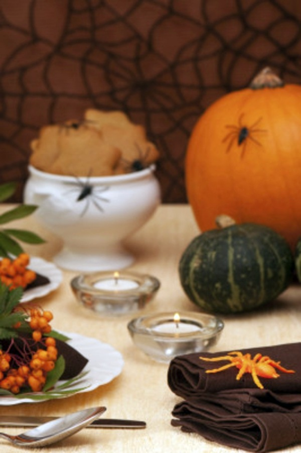 Table Decoration Crafts Halloween Decoration Do It Yourself