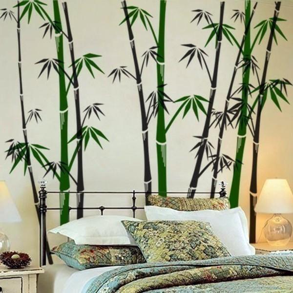 Wanddeko - Modern Wall Decal - wall design trends 2014