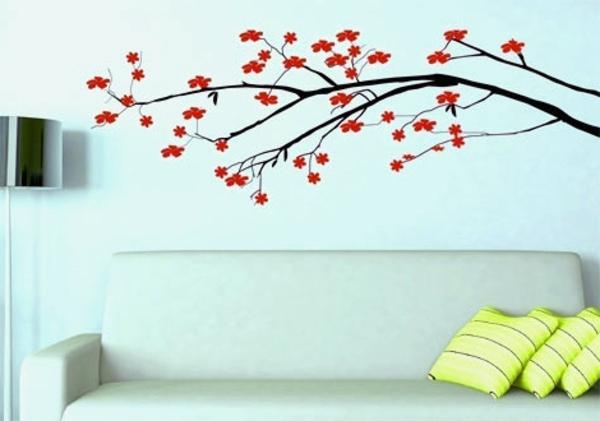 Modern Wall Decal - wall design trends 2014