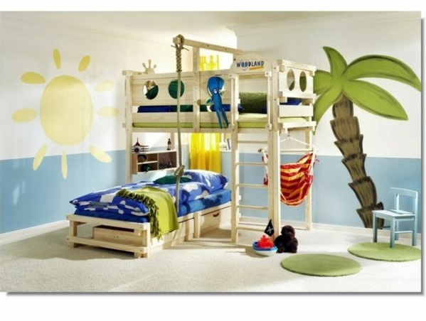 Betten - 40 extraordinary beds as original accessories to home